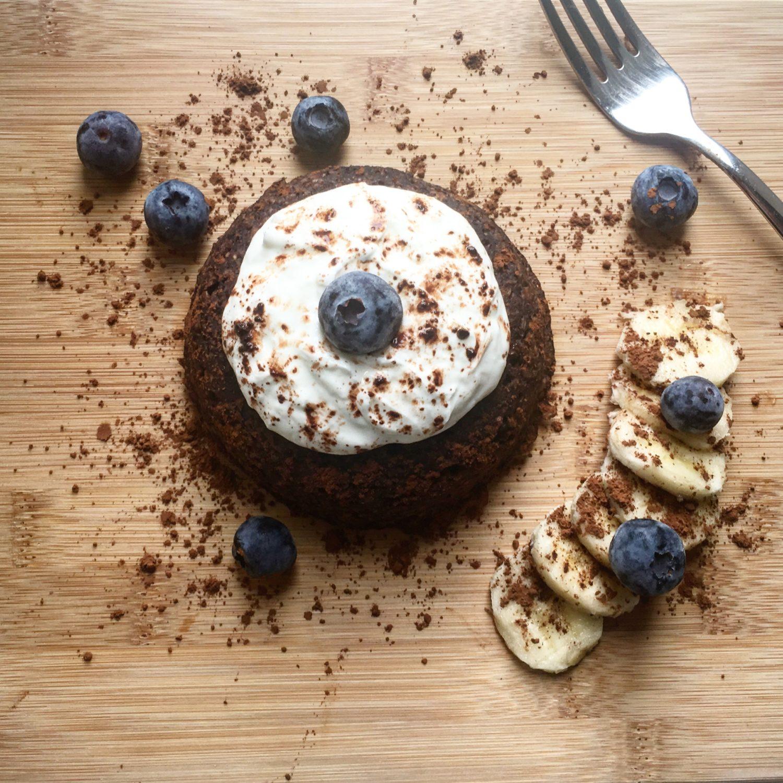 Choco mugcake