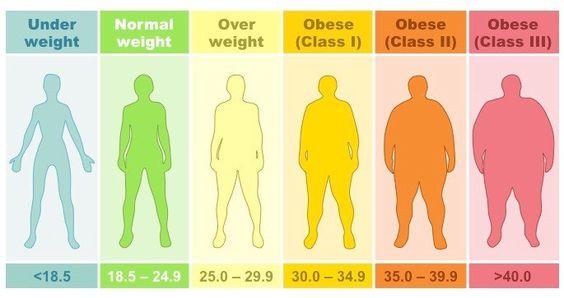 Schrikbarende cijfers overgewicht