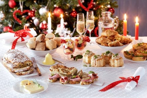Voedingstips voor de feestdagen