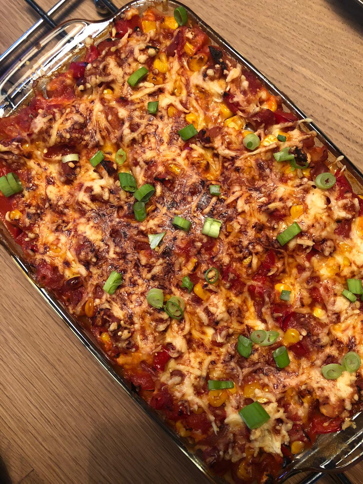 Kookinspiratie: Vega Mexicaanse Lasagne