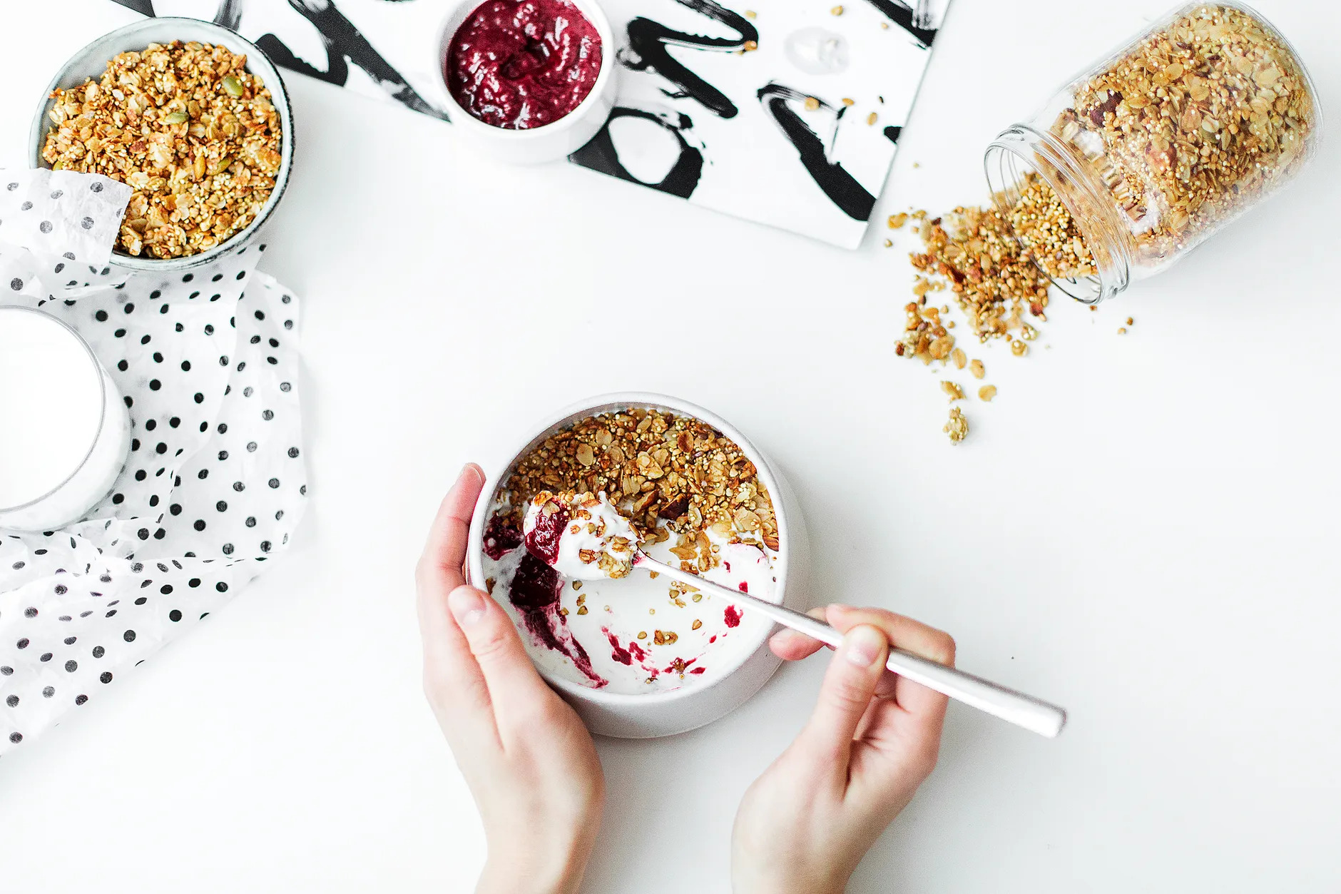 Hoe kies je de meest gezonde ontbijtgranen?